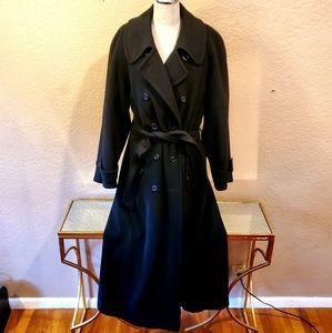 Classic Calvin Klein Winter Trench Coat